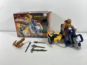 Small Soldiers Power Drill Cycle Vintage Kenner 1998 With Archer & Box