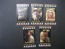 NEW ZEALAND 2005 KING KONG FILM SET NHM   SG2827/31