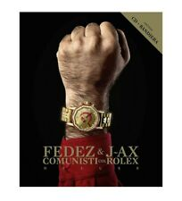 CD Box Set + Bandiera FEDEX & J-AX COMUNISTI COL ROLEX deluxe nuovo sigillato