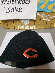 NWT NFL CHICAGO BEARS NEW ERA CAP SKULL KNIT BEANIE WOMENS SEQUINS SPARKLE