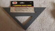 "10 NEW   7"" Aluminum Alloy Speed Square Rafter"