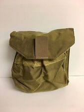 New Eagle Industries Horizontal Gas Mask Carrier Pouch Coyote DEVGRU SEAL