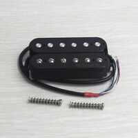 OriPure Schwarz Alnico 5 Double Coil Humbucker E-Gitarre Brücke Pickup 14K