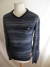 Pull PATAUGAS Bleu Taille S à - 56%