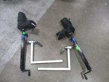 Steris TenZor Carbon Fiber Traction Unit Assembly Set of 2