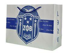 Package Set-Zeta Phi Beta Gift Bag, Greeting Card, & Tissue Paper, FREE SHIPPING