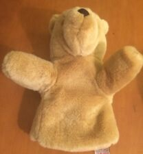 "Gund Classic Pooh Winnie The Pooh Plush Hand Puppet 9"""