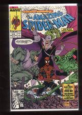 Amazing Spiderman 319 NM Scoprion Rhino Blacklash Mcfarlane (1963) CBX16A