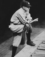 1922 New York Yankees MILLER HUGGINS Glossy 8x10 Photo World Series Pose Print