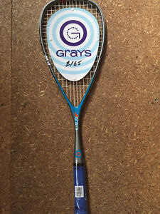 Grays Light Blue Classic Squash Racket