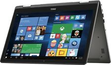 NEW Dell i7579-0028GRY Inspiron 2-in-1 Laptop Tablet 256GB SSD Notebook PC 8GB