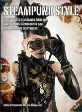 Steampunk Style (Paperback book, 2014)