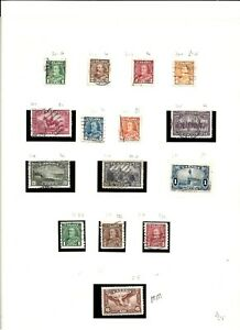 CANADA(M182)1935-42 SG341-400 RANGE 55 STAMPS HIGH CAT READ DISCRIPTION CAT £150