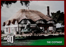JOE 90 - THE COTTAGE - Card #43 - GERRY ANDERSON COLLECTION - Unstoppable 2017