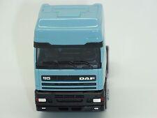 AMA Plastic Model DAF-95 Tractor Truck (Blue) 1/87 HO Scale