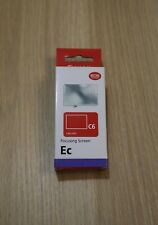 Canon EC-C6 Focusing Screen Genuine Original for Canon EOS-1D X Mark II