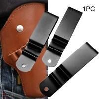 1X verbesserter praktischerer Metall-Federgürtel-Holster-Scheidenclip für Kydex