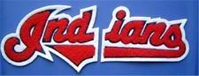 "Cleveland Indians Baseball Jacket Cloth 11 "" Patch"