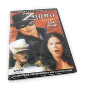 Zorro - Alain Delon - Digitally Remastered Dvd