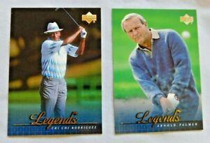 2001 Upper Deck Golf Card Pick one