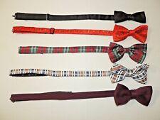 Lot 5 men's Bowties Bow ties