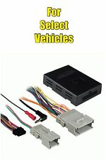 Metra GMOS-04 GM OnStar/Bose/Chime Car Radio Replacement Wire Harness Adapter