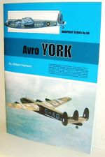 Warpaint Series No.98 - Avro York        48 Pages        Book      New
