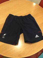 ADIDAS Equipo Olímpico GB Atletismo Pantalones Cortos Correr Sochi Tejido Tamaño 14