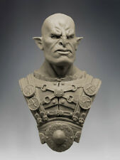 ORC GENERAL Bust RESIN Black Sun Miniatures