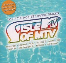 Various Electronica(2CD Album)Isle Of MTV-BMG-74321 95608 2-EU-2002--New