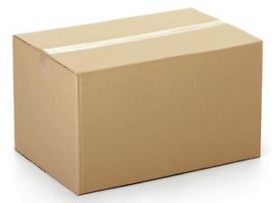"CARDBOARD BOXES S/W 18x12x10"" (457x305x260mm) Pack 50"