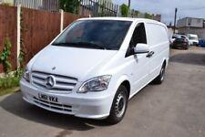 Diesel Mercedes-Benz Automatic Commercial Vans & Pickups