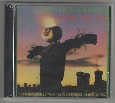 SONIC YOUTH BAD MOON RISING CD F.C. SEALED!!!