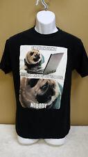Pug Dog T-Shirt, Size M