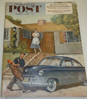 Post Magazine Heat On Washington Dope Peddlers October 1953 122814R