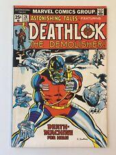 Astonishing Tales #26 MARVEL 1974 2nd Deathlok 1st War-Wolf! MVS INTACT FREE S/H