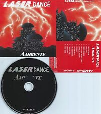 LASERDANCE-AMBIENTE-2012-GERMANY-ZYX RECORDS ZYX 20992-2-CD-NEW-