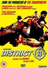 District 13 2006 DVD Action Crime Movie Cyril Raffaelli David Belle Gift Idea