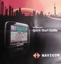 GPS Navigon 2100 Mountable