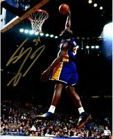 Shaquille O'Neal Signed Autograph 8x10 Photo SHAQ ( HOF Magic Lakers ) REPRINT
