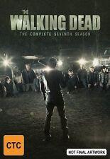 The Walking Dead : Season 7 (DVD, 2017) RELEASE  27/9/17