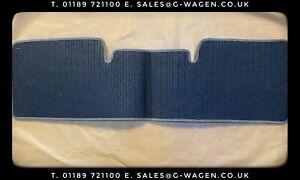 Mercedes G-wagen Rear Carpet Car Mat W461 W460 280 GE 300 GD 230 GE
