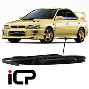 ICP Black Side Skirt Trim Seal Kit Fits: Subaru Impreza 92-00 WRX STi RA