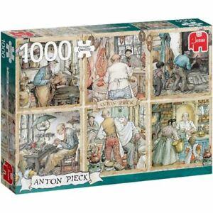 Jumbo Craftmanship 1000pc Puzzle (New)