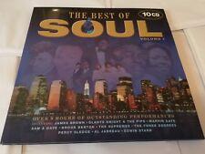 The Best Of Soul Vol. 1 - CD X 10 SET (2005) - 9 hours