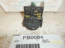 91 92 93 94 Saturn S Series Sc Sc1 Sc2 Sl Sl1 Sl2 Dash Dimmer Switch Oem Fits 1994 Saturn Sl2