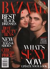 Bazaar December 2009 Kristen Stewart, Robert Pattinson VG 021716DBE