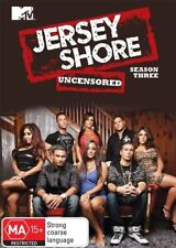 G12 BRAND NEW SEALED Jersey Shore : Season 3 (DVD, 2012, 4-Disc Set)
