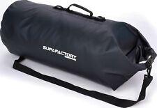 Supafactory 40L Waterproof Dry / Roll Bag For Motorcycles & Motorbikes