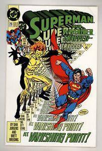Superman 73 9.2 NM- Doomsday Cameo DC Comics 1992